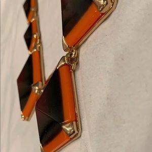 kate spade Jewelry - Kate Spade pyramid necklace